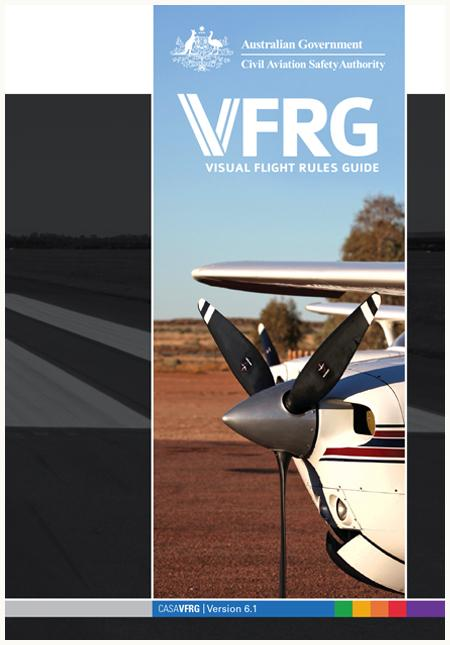 Visual Flight Guide (VFRG) CASA