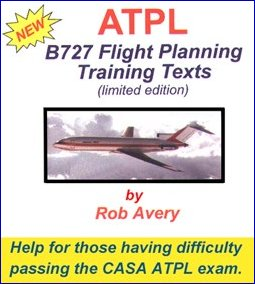Rob Avery ATPL B727 Flight Planning (Training Text)