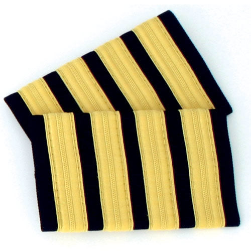 Gold Bar Epaulettes