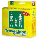 Travel-John (Disposable Urinal)