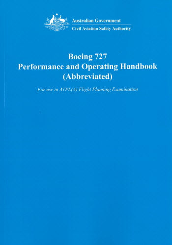 CASA Boeing 727 Performance and Operating Handbook