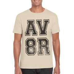 Distressed look AV8R  Unisex T-Shirt