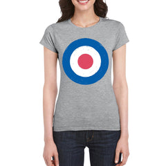 Vintage RAF Roundel semi-fitted T-Shirt