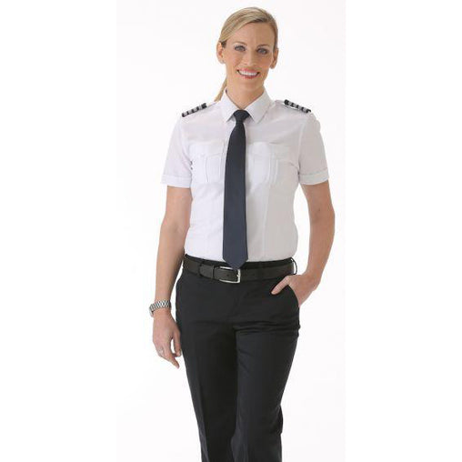 MACH 5 Unisex Pilots Shirt for Women
