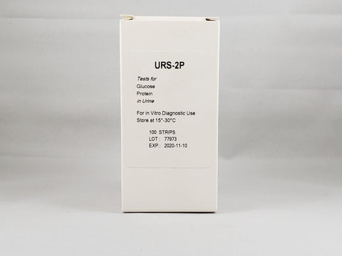 Urinalysis 2 Parameter Test Strips