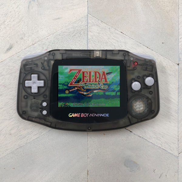 Game Boy Advance with Backlit LCD