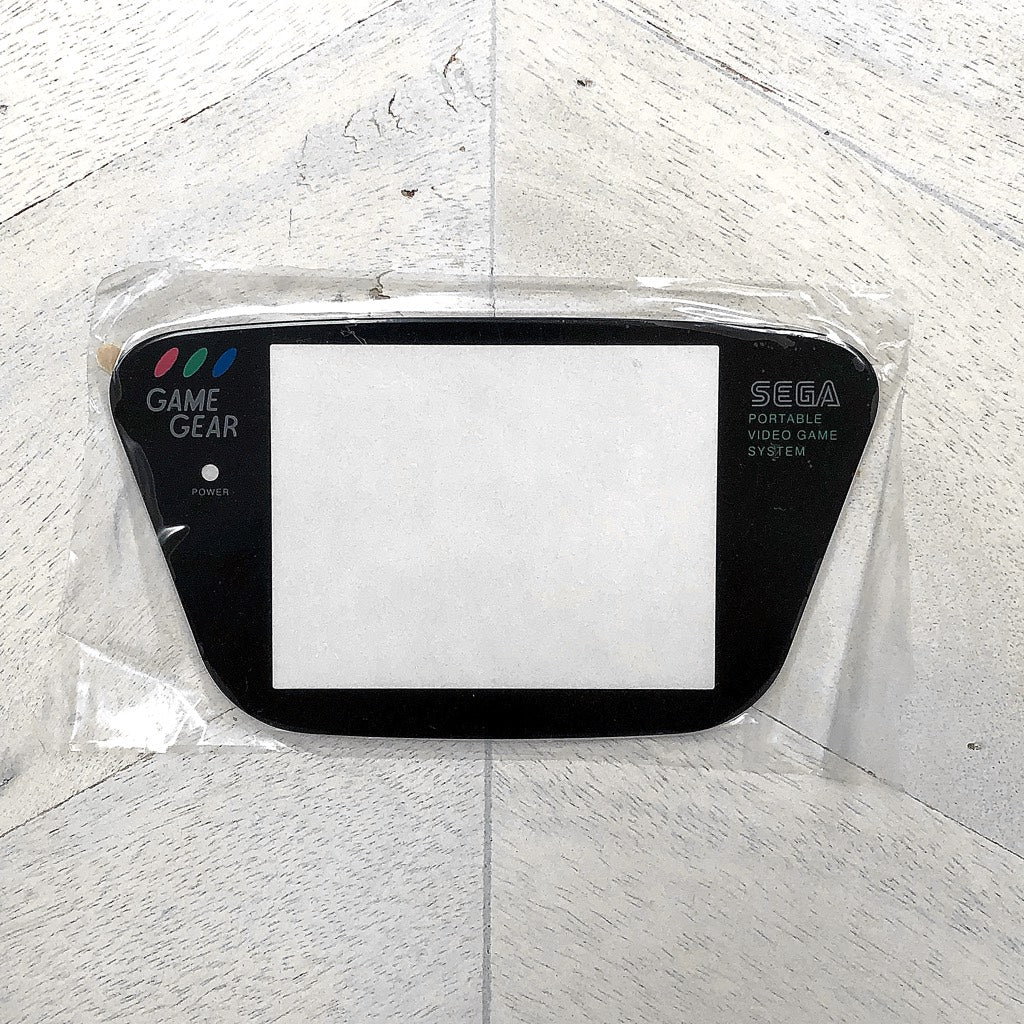Game Gear Glass Lens