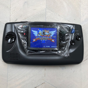 Game Gear with McWill LCD