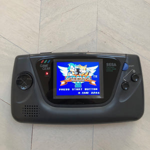 Game Gear Modding Service
