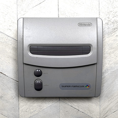Super Famicom Jr with RGB