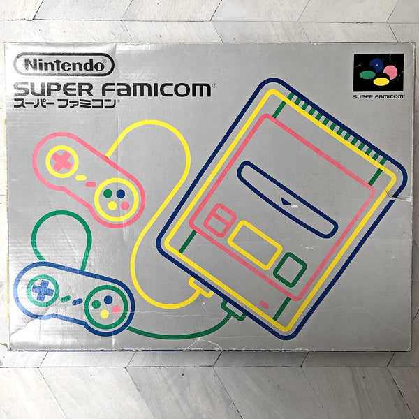 Super Famicom Region Free Switchless (SuperCIC)