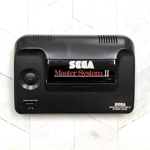 Master System II with RGB