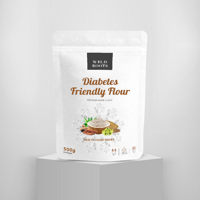 Diabetes Friendly Flour