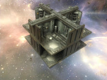 Load image into Gallery viewer, lv427-designs.com 4-way tower combatzonescenery.uk-1