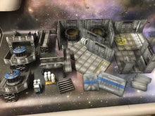 Load image into Gallery viewer, lv427-designs.com  combatzone scenery.uk  - large reactor