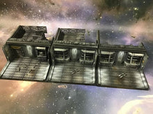 Load image into Gallery viewer, lv427-designs.com  combatzone scenery.uk  - stairway 1