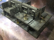 Load image into Gallery viewer, lv427-designs.com  combatzone scenery.uk  - Corridor Towers Starter Set-1