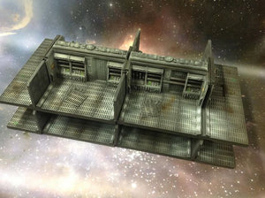 lv427-designs.com combatzone scenery.uk - Corridor Towers Starter Set-2