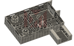 Large Industrial Reactor
