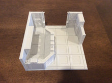 Load image into Gallery viewer, detention cell block-lv427-designs.com-sci fi modular corridor-2