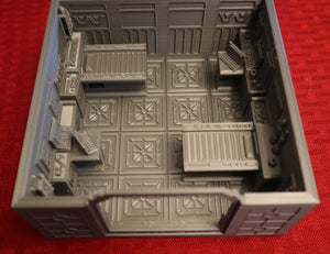 Lv427-designs - Sci Fi Corridor Terrain - 3d Printable stl Files