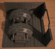 Load image into Gallery viewer, Lv427-designs - Sci Fi Corridor Terrain - Large Reactor STL