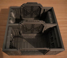 Load image into Gallery viewer, Lv427-designs - Sci Fi Corridor Terrain - Airlock STL File