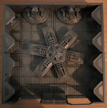 Load image into Gallery viewer, Lv427-designs - Sci Fi Corridor Terrain - Cryo Sleep Chamber STL
