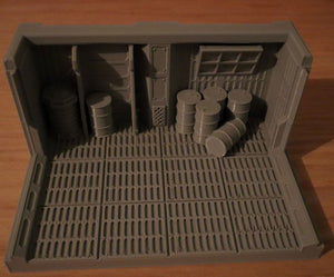 Corridor Towers Starter Set