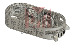 Weapons Pod Emplacement