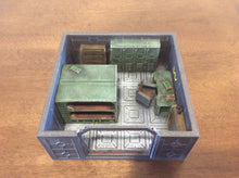 Load image into Gallery viewer, Lv427-designs - Sci Fi Corridor Terrain - Crew Quarters STL