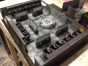 lv427-designs - combatzone scenery- Command-1