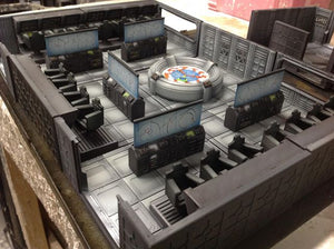 lv427-designs - combatzone scenery- Command-2