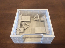 Load image into Gallery viewer, Lv427-designs - Sci Fi Corridor Terrain - Small Med Bay One STL