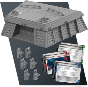 FFG Imperial Bunker Room Attachment