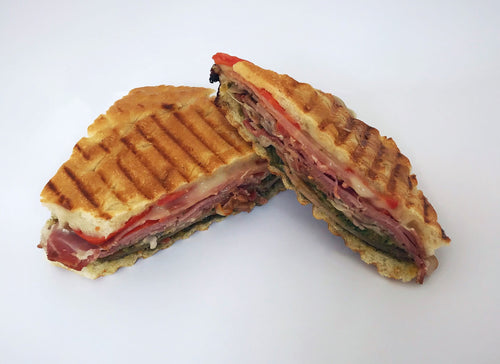 RBG *Heat at Home* Italian Panini Sandwich
