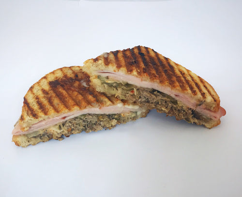 RBG *Heat at Home* Cuban Panini Sandwich