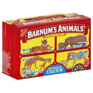 Barnum's Animal Crackers 2.125 oz.