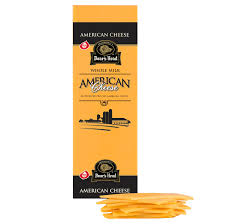 Boar's Head American Cheese Sliced 8 oz. Bag