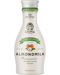 Califia Almond Milk 48 oz.