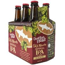 Dogfish Head 90 Minute IPA 6-Pack 12 oz. Bottle