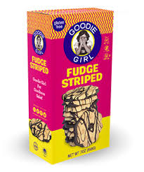 Goodie Girl Fudge Stripe Cookies 7 oz.