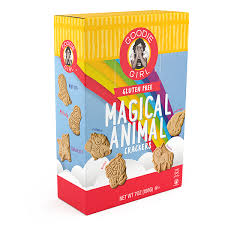 Goodie Girl Magical Animal Cookies 7 oz.