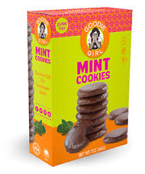 Goodie Girl Mint Cookies 7 oz.