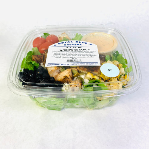 Royal Blue Kitchen ATX Chicken Salad