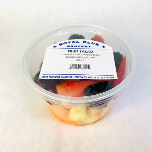 Royal Blue Kitchen Fruit Salad- Multiple Sizes Available!