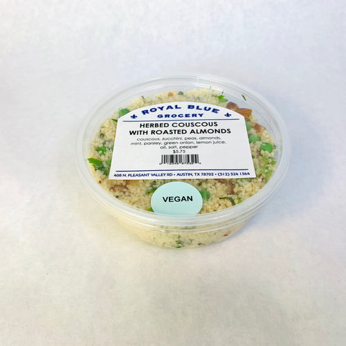 Royal Blue Kitchen Herbed Couscous- Multiple Sizes Available!