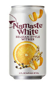 Dogfish Head Namaste White 6-Pack 12 oz. Cans