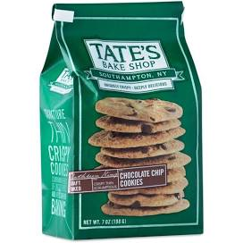 Tate's Chocolate Chip Cookies 7 oz.