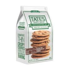 Tate's Gluten Free Chocolate Chip Cookies 7 oz.